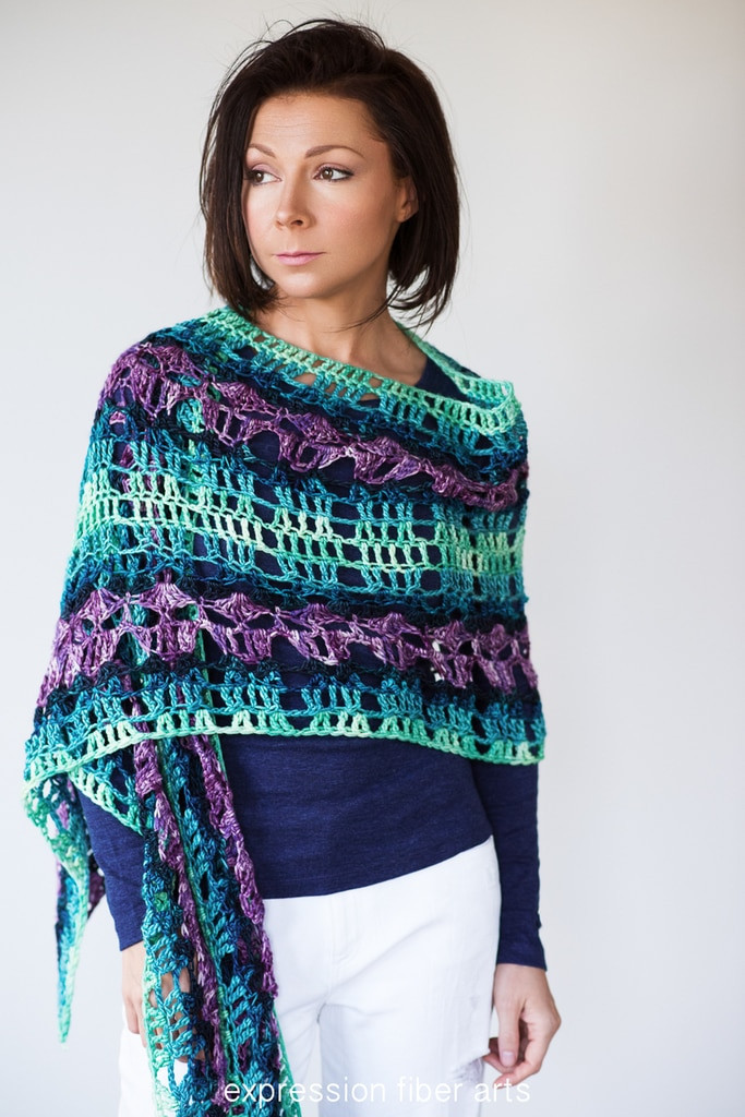 New Peacock Path Crochet Shawl Pattern Peacock Shawl Of Charming 44 Pictures Peacock Shawl