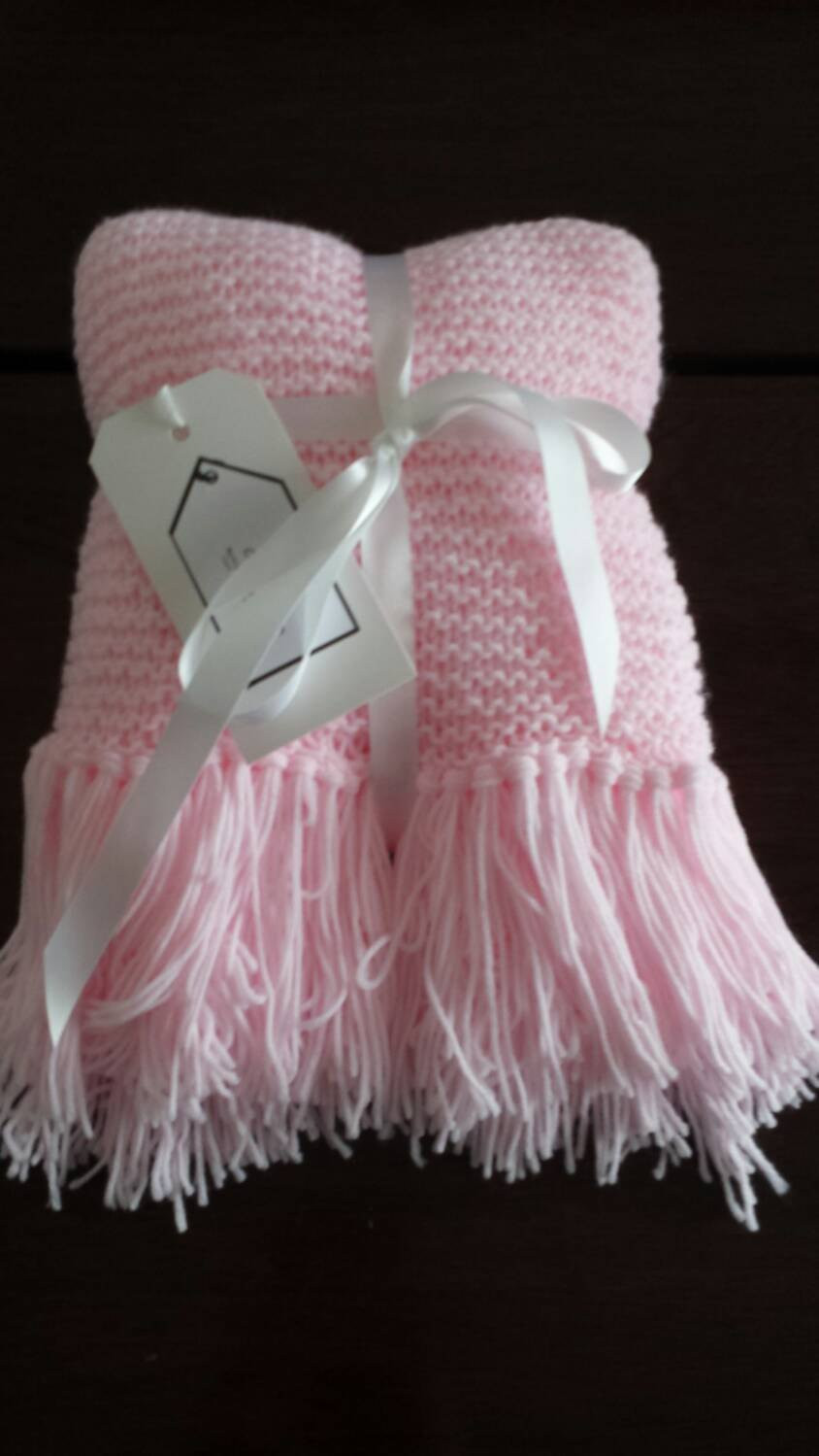 New Pink Baby Blanket Hand Knitted Baby Pink by Hand Knitted Baby Blankets Of Gorgeous 42 Pics Hand Knitted Baby Blankets