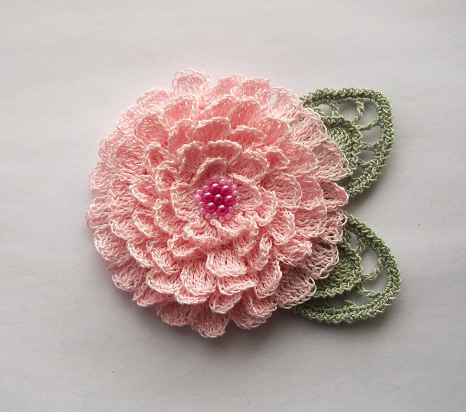 New Pink Crochet Flower Brooch Pink Crochet Brooch Flower Handmade Crochet Of Delightful 40 Pics Handmade Crochet