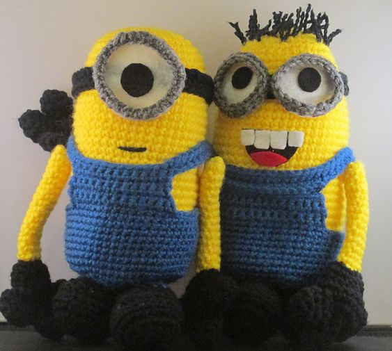 New Pinterest • the World's Catalog Of Ideas Free Minion Crochet Pattern Of Marvelous 44 Images Free Minion Crochet Pattern