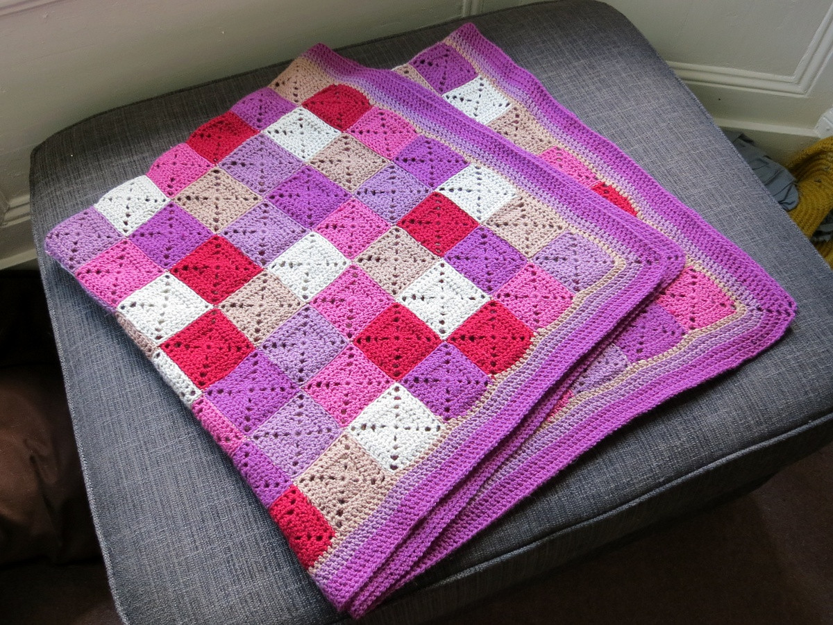 New Plummy solid Square Crochet Blanket Crochet Square Blanket Patterns Of Lovely 43 Pictures Crochet Square Blanket Patterns