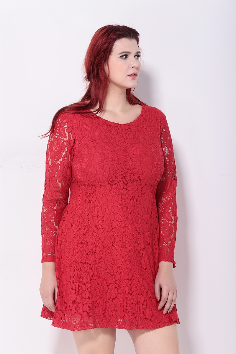 New Plus Size Crochet Lace Slim Fit Dress Plus Size Crochet Dress Of Attractive 46 Ideas Plus Size Crochet Dress