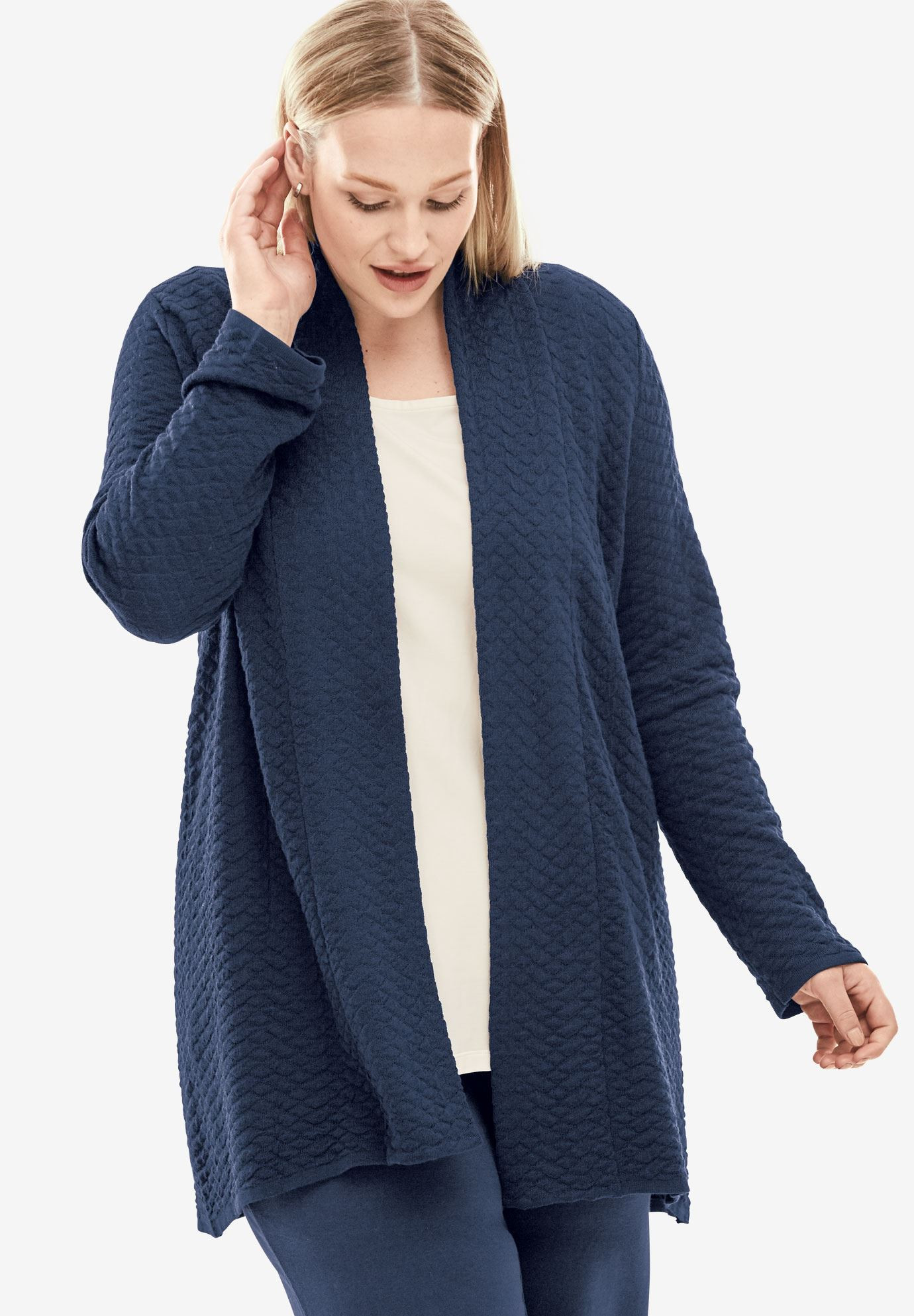 New Plus Size Sweaters Choosing A Fy and Stylish Option Plus Size Crochet Sweater Of Perfect 44 Models Plus Size Crochet Sweater