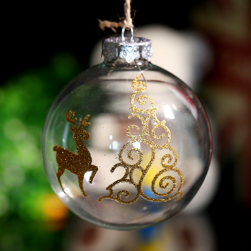 New Popular Glass ornaments Buy Cheap Glass ornaments Lots Glass Christmas Tree Decorations Of Great 42 Ideas Glass Christmas Tree Decorations