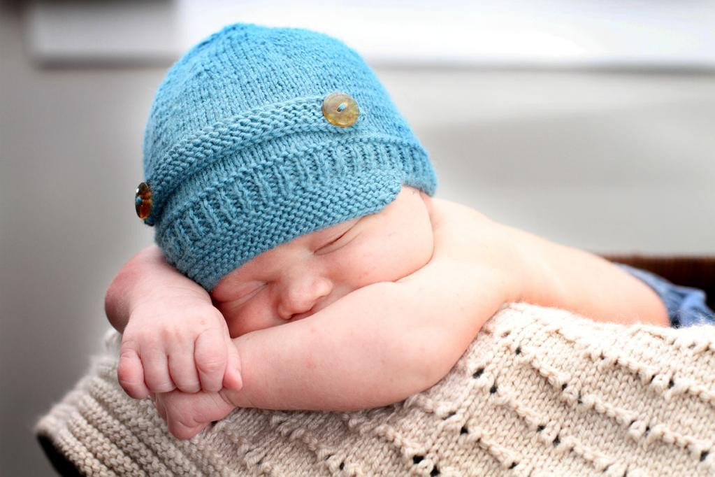New Preemie Hats Knitting Patterns Special for Your Little E Knitted Baby Bonnet Of Top 47 Pics Knitted Baby Bonnet