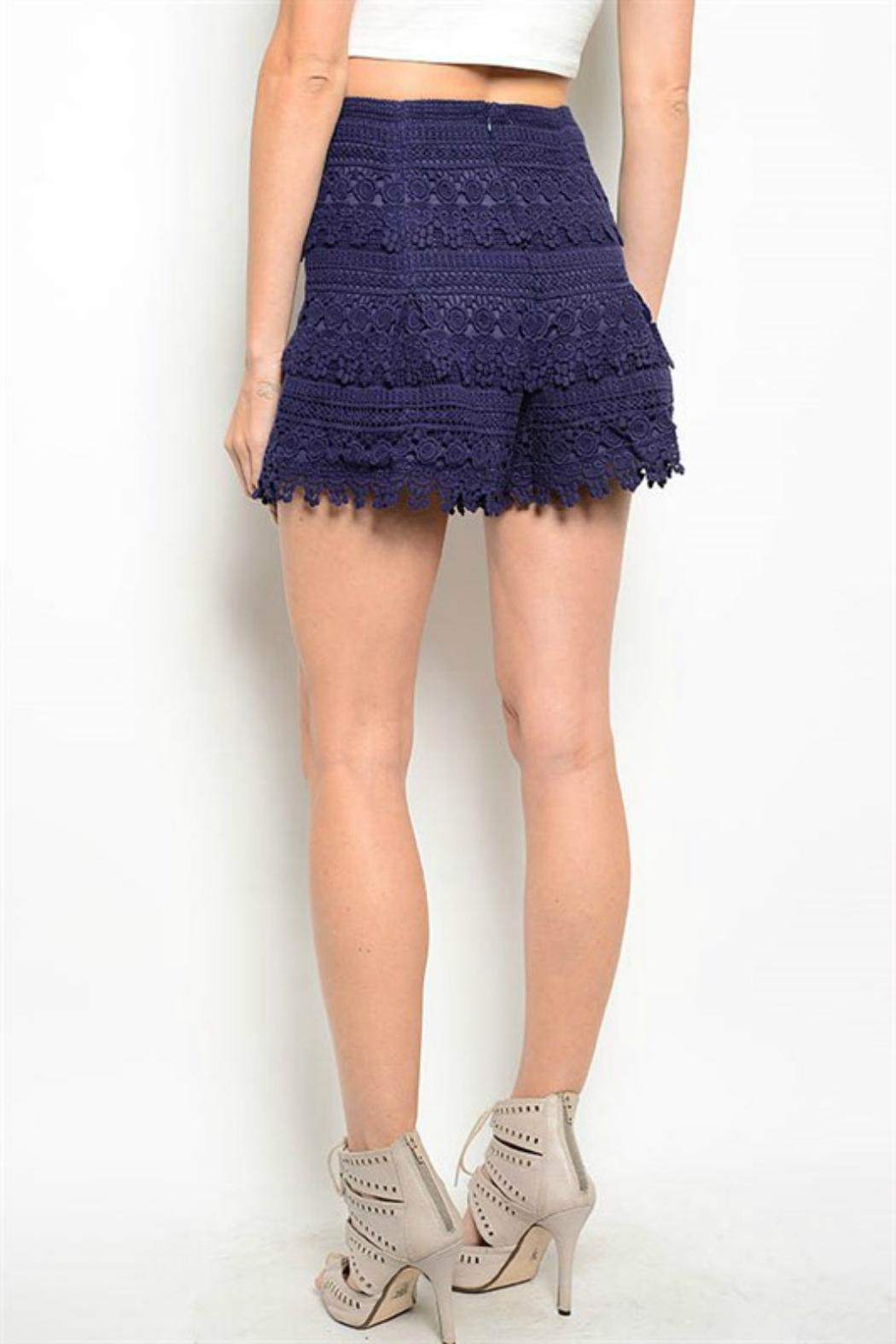 New Pretty Little Things Crochet Lace Shorts From New Crochet Lace Shorts Of Unique 47 Photos Crochet Lace Shorts