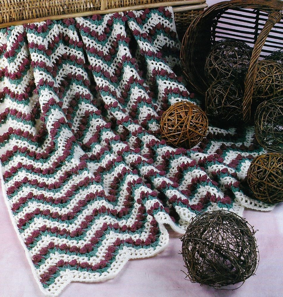 New Pretty Rosebud Ripple Afghan Crochet Pattern Instructions Round Afghan Crochet Pattern Of Great 44 Photos Round Afghan Crochet Pattern