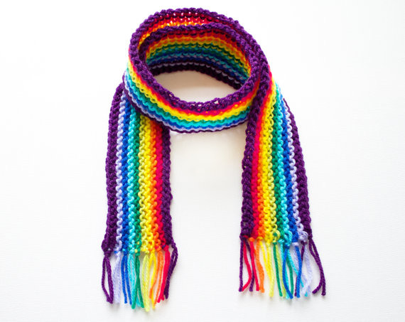 New Purple Rainbow Pixie Scarf Rainbow Scarf for A Child Children's Scarves Of New 48 Pictures Children's Scarves