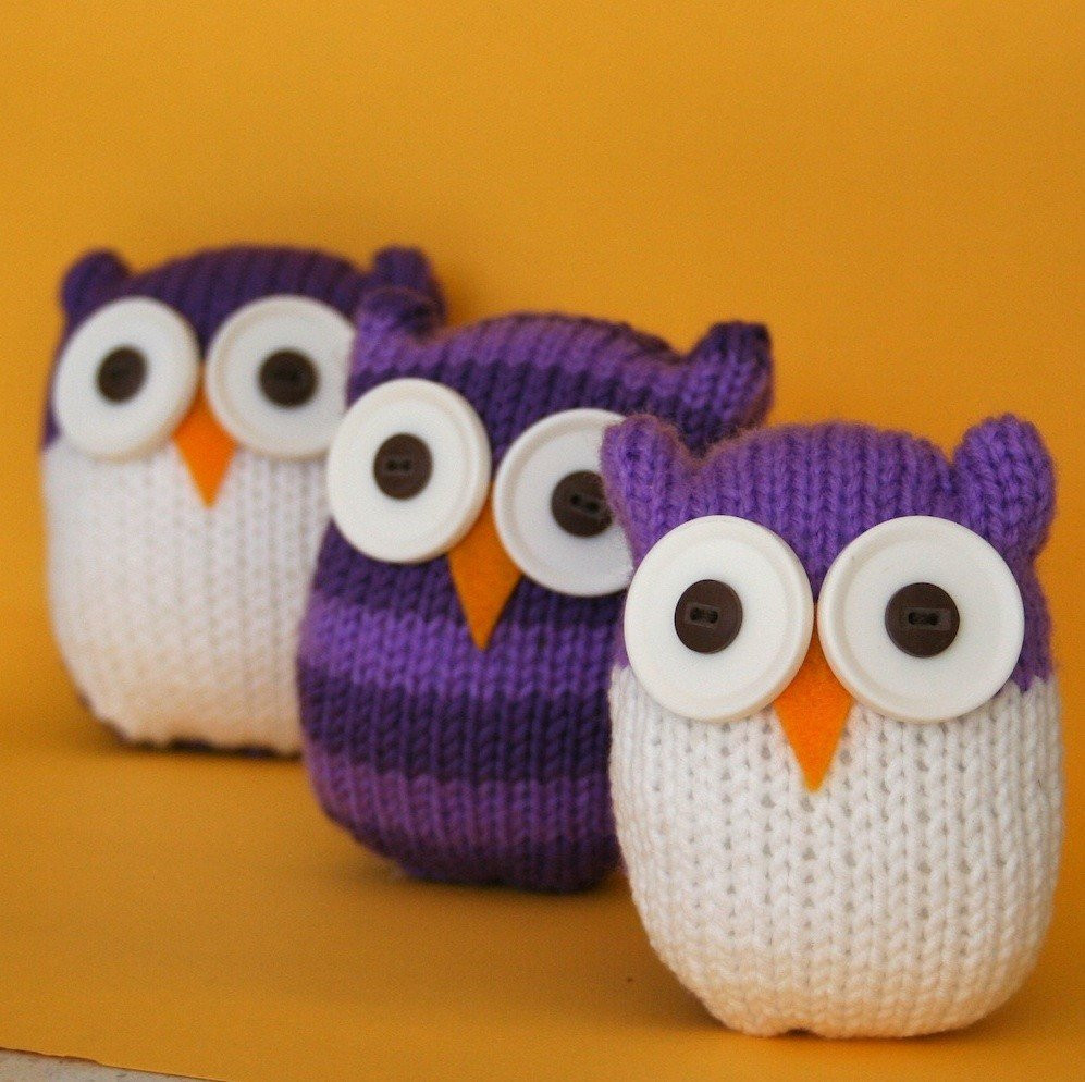 New Quick and Easy Owl Instant Download Pdf Knitting Pattern Knitting Crafts Of New 44 Models Knitting Crafts