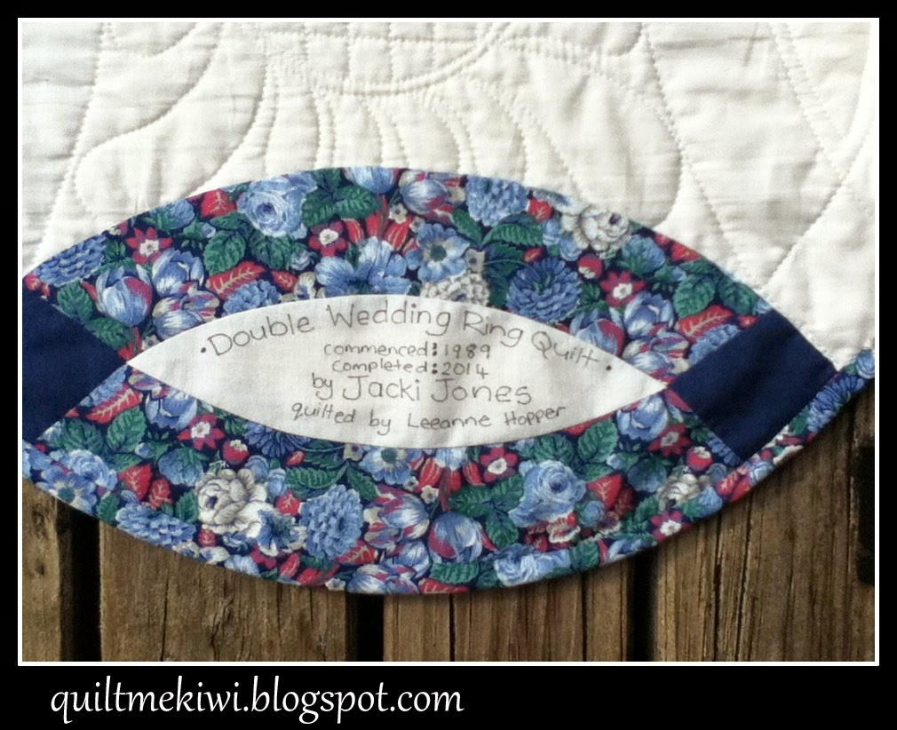 New Quiltmekiwi Double Wedding Ring Quilt Double Wedding Ring Of Perfect 40 Photos Double Wedding Ring