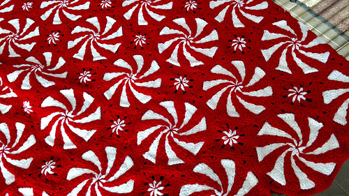 New Ravelry Peppermint Throw and Pillow Pattern by Bendy Carter Peppermint Throw Of Great 46 Ideas Peppermint Throw