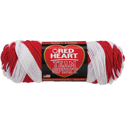 New Red Heart Team Spirit Yarn Red White Red Heart Team Spirit Yarn Of Top 46 Pics Red Heart Team Spirit Yarn