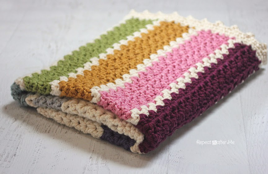 New Repeat Crafter Me Quick and Easy Chunky Crochet V Stitch Crochet Lapghan Of Superb 48 Images Crochet Lapghan