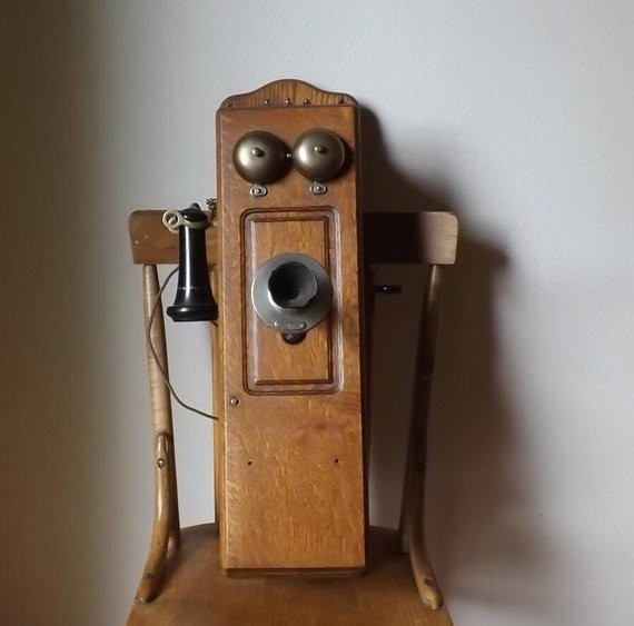 New Reserved for Chris Antique Wood Telephone Western Electric Old Wooden Phone Of Adorable 43 Images Old Wooden Phone