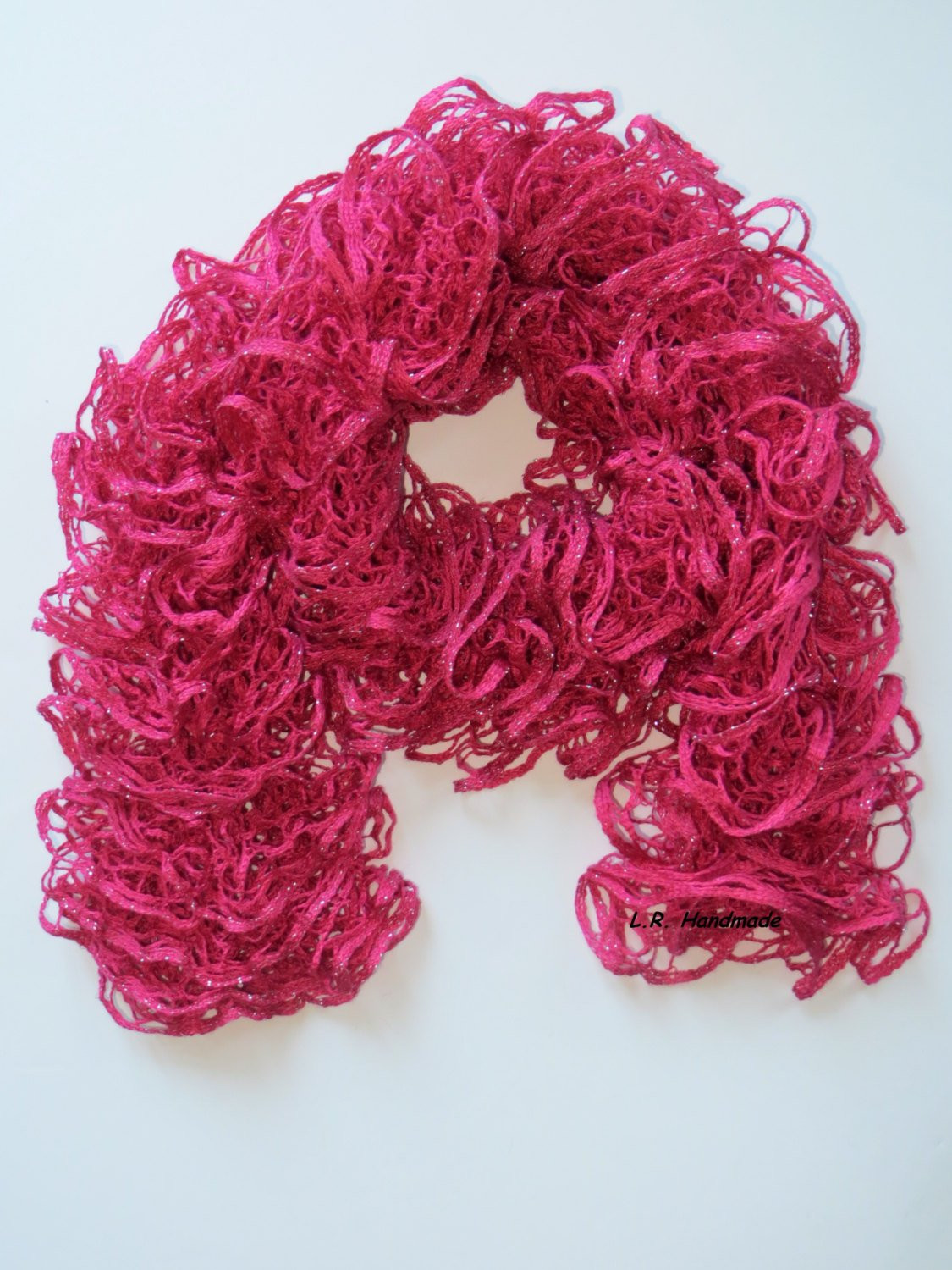 New Ruffle Scarf Frilly Scarf Knitted Scarf Fashion Scarf Ruffle Scarf Of Unique 50 Pics Ruffle Scarf