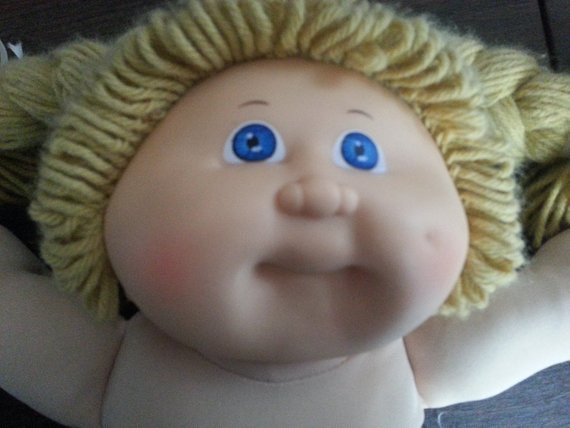 New Sale Vintage Cabbage Patch Kid Doll Blonde Braids Pigtails Cabbage Patch Kids for Sale Of Marvelous 47 Pics Cabbage Patch Kids for Sale