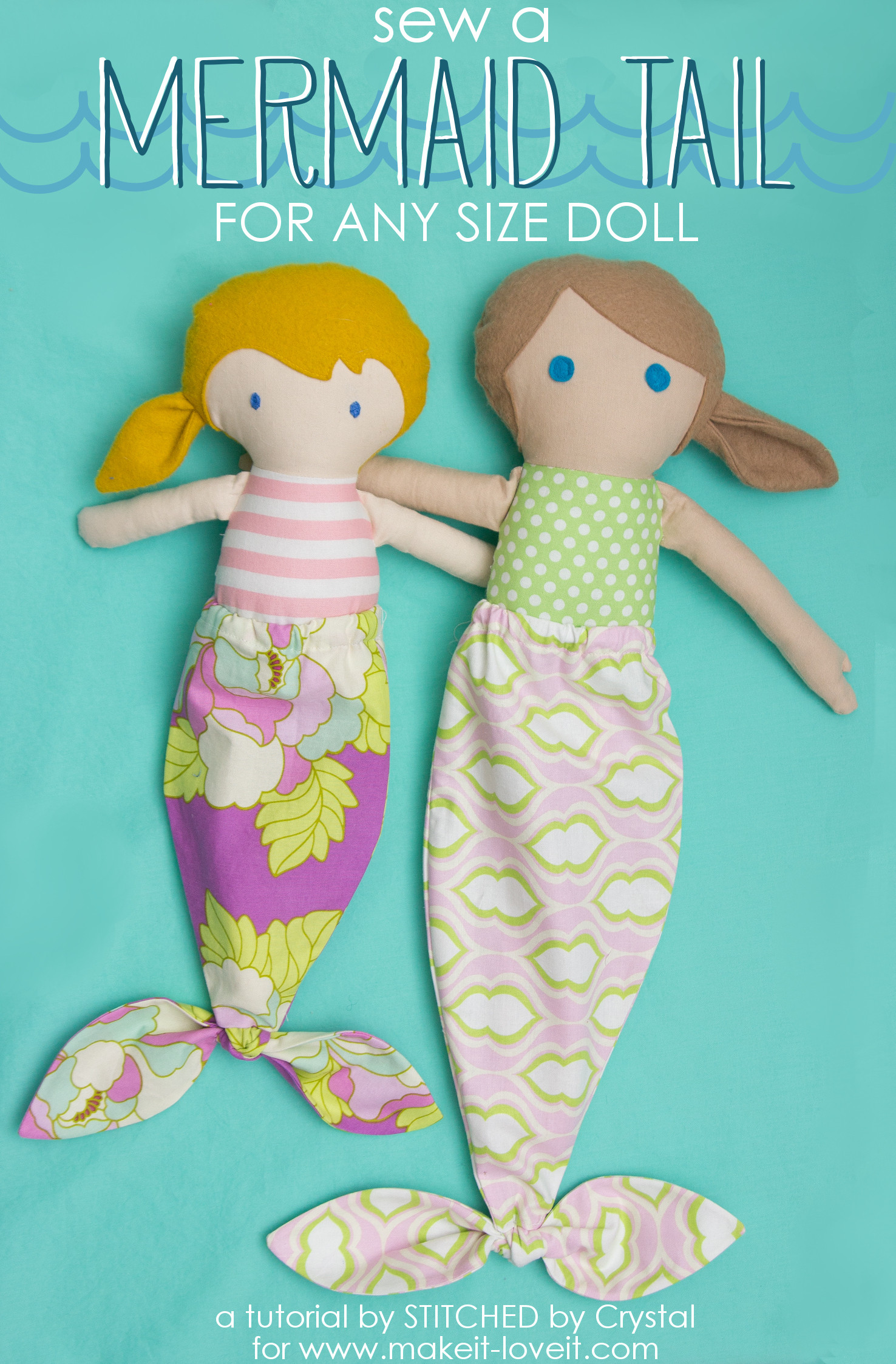 New Sew A Mermaid Tail for Any Size Doll Mermaid Tails for Dolls Of Amazing 41 Photos Mermaid Tails for Dolls