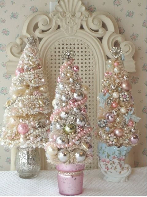 New Shabby Chic Mini Christmas Trees Trees S Miniature Christmas Decorations Of Fresh 50 Pictures Miniature Christmas Decorations