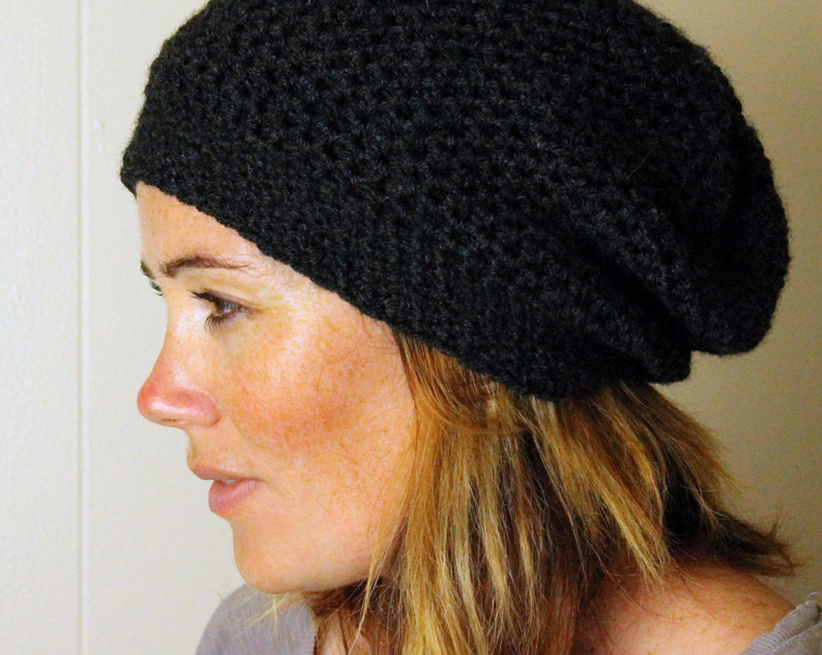 New Slouchy Beanie Crochet Pattern for Beginners Slouchy Beanie Crochet Pattern Free Of Awesome 45 Pics Slouchy Beanie Crochet Pattern Free