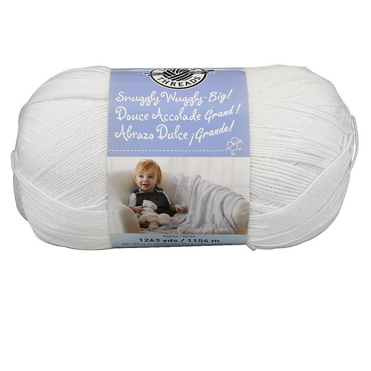 New Snuggly Wuggly™ Big Yarn by Loops & Threads Snuggly