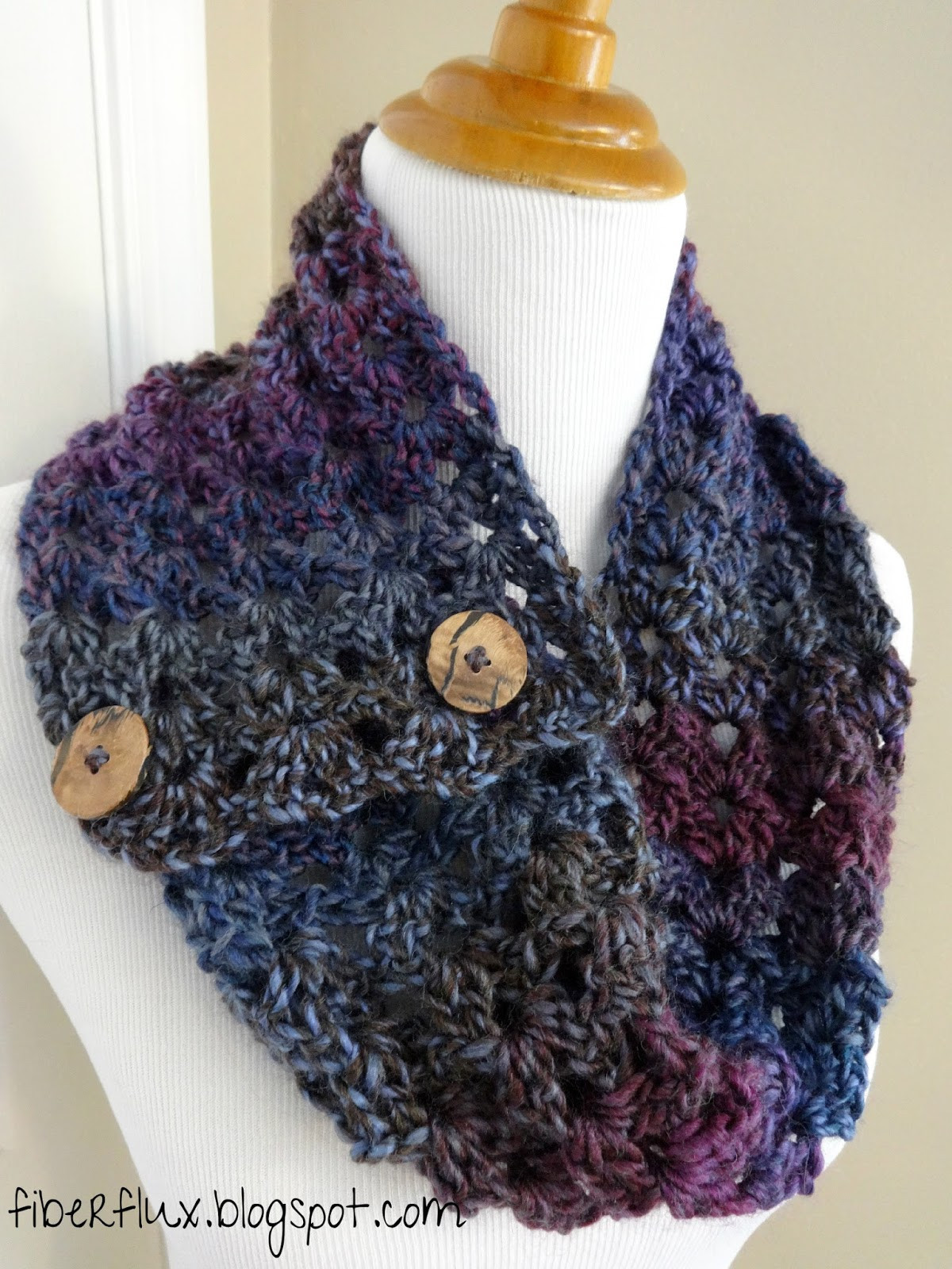 New some Free Crochet Cowl Patterns to Make A Crochet Cowl Easy Crochet Cowl Pattern Of Fresh 48 Models Easy Crochet Cowl Pattern