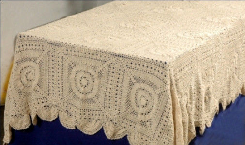 New Square New Hand Crocheted Tablecloth Crochet Tablecloth for Sale Of Delightful 42 Ideas Crochet Tablecloth for Sale