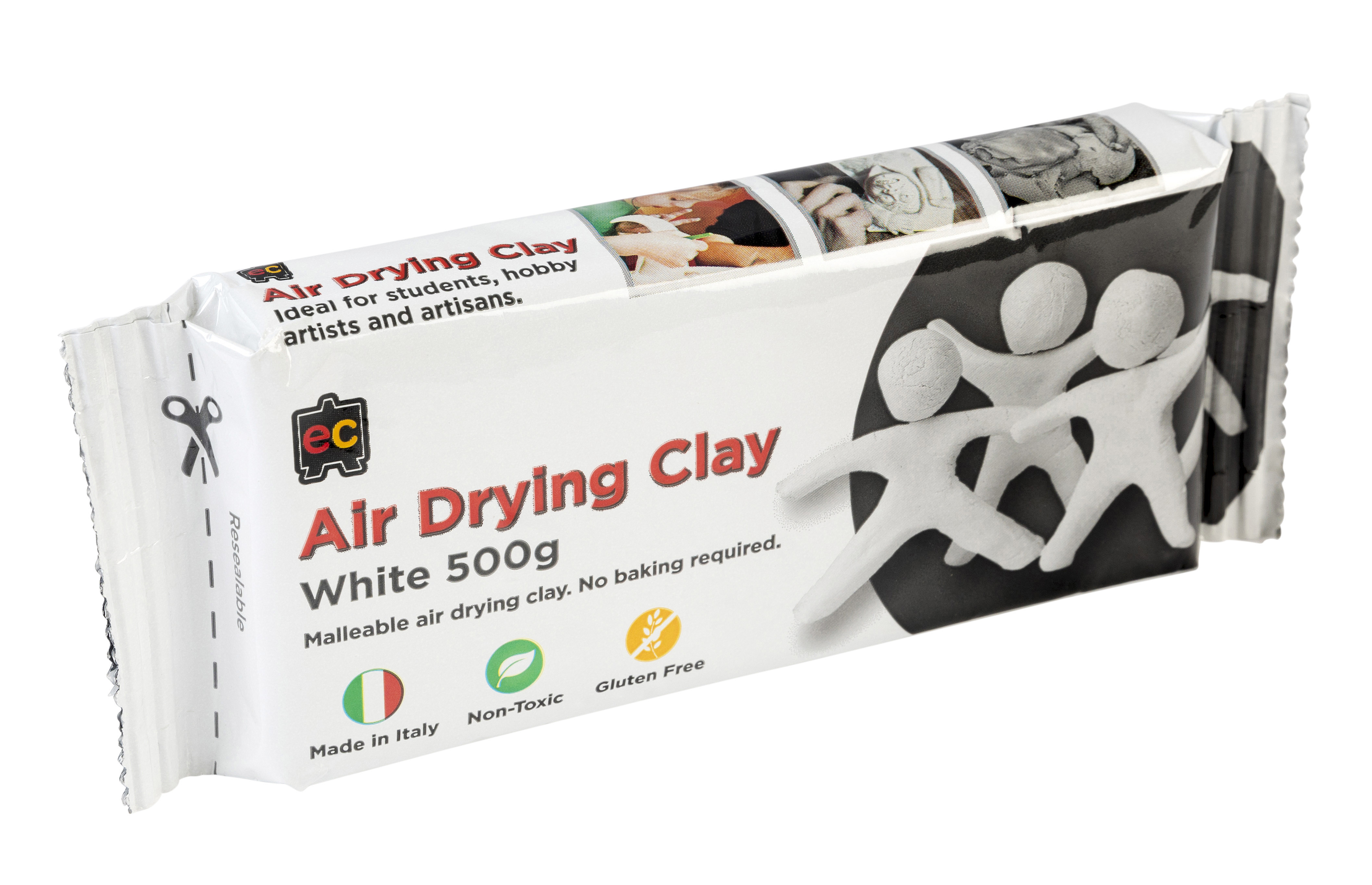 New Ste Products Art & Craft Resources Air Hardening Clay Of Gorgeous 45 Models Air Hardening Clay