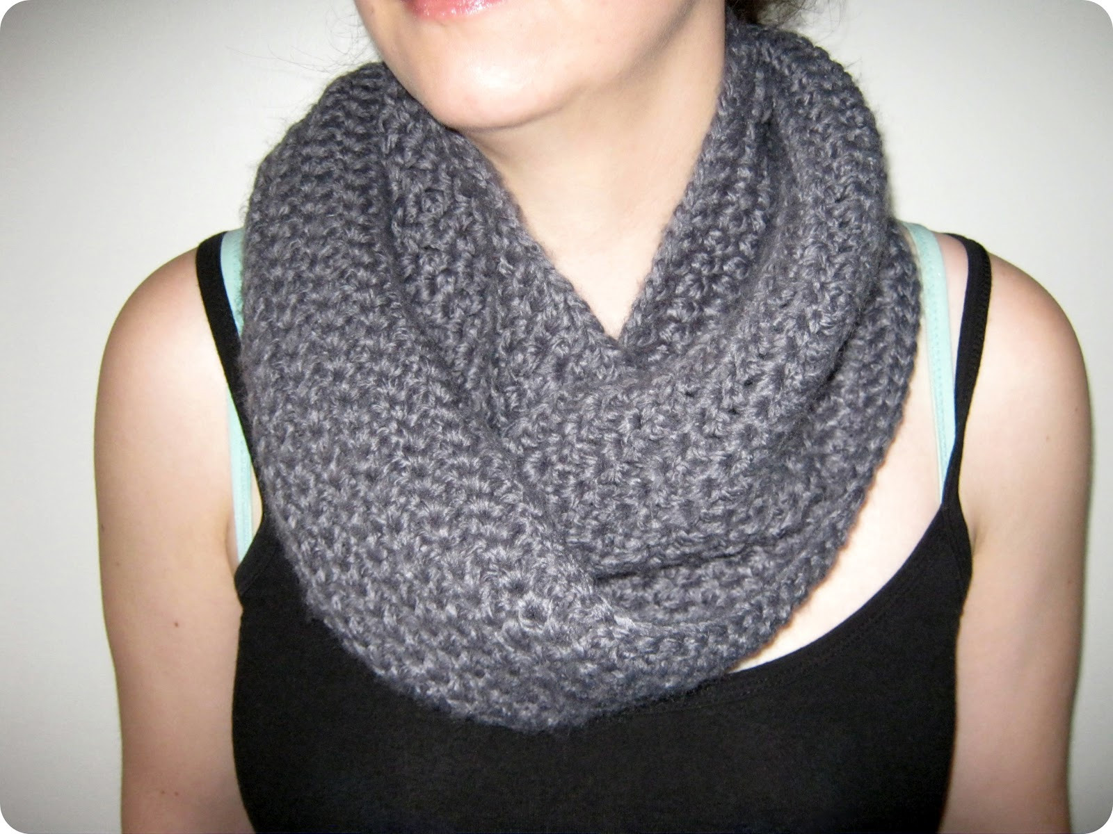 New Stitch by Fay Double Loop Crochet Infinity Scarf Cowl Pattern Infinity Cowl Crochet Pattern Of Awesome 49 Pics Infinity Cowl Crochet Pattern