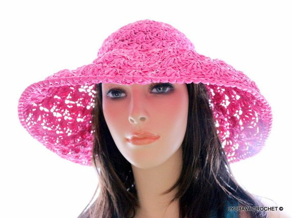 New Summer Hat Crochet Pattern Women S Crochet Sun Hat Crochet Summer Hat Pattern Of Incredible 46 Photos Crochet Summer Hat Pattern