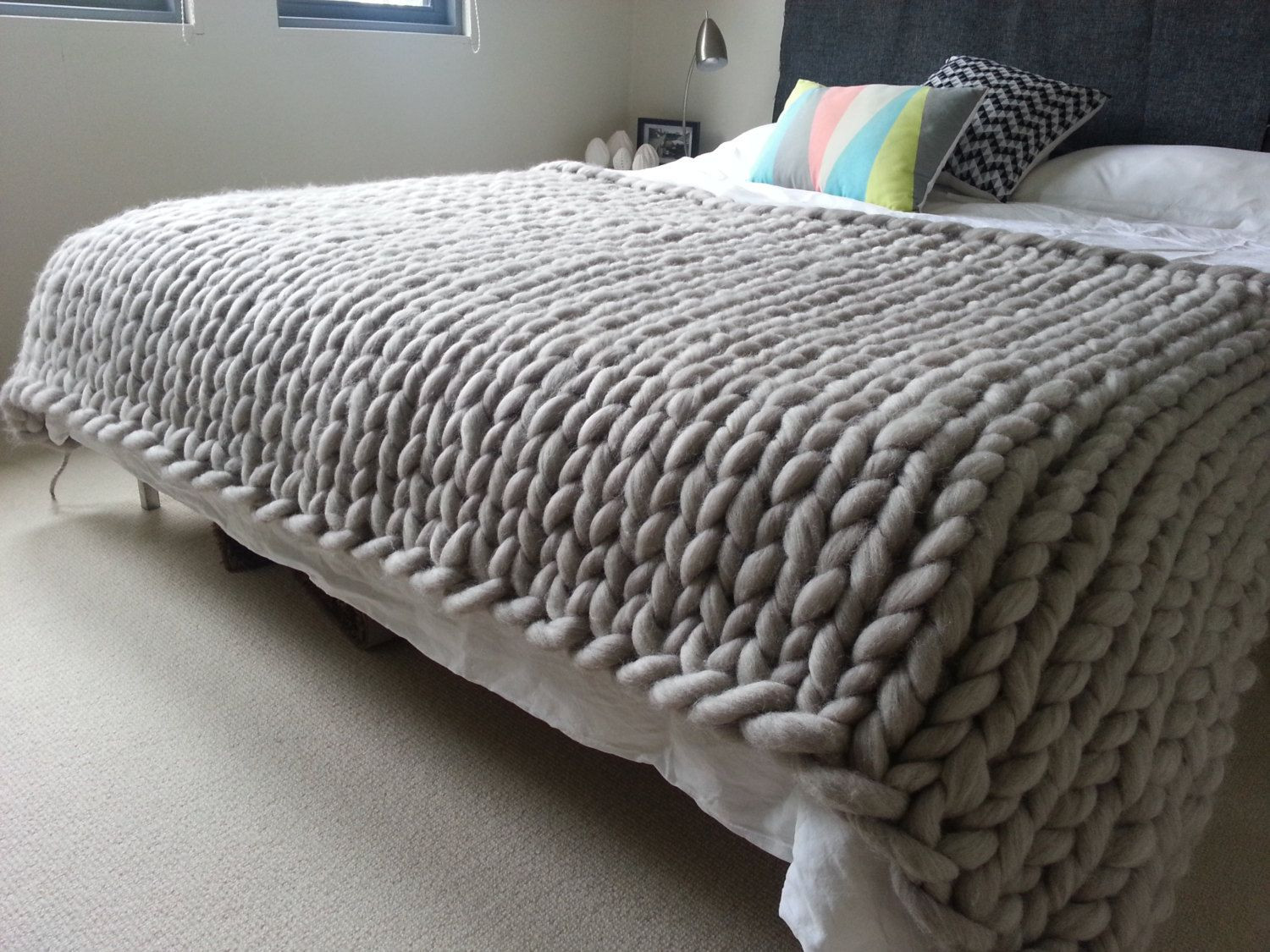 New Super Chunky Corriedale Wool Throw 130 X 180cm Hand Best Yarn for Chunky Blanket Of Contemporary 45 Images Best Yarn for Chunky Blanket