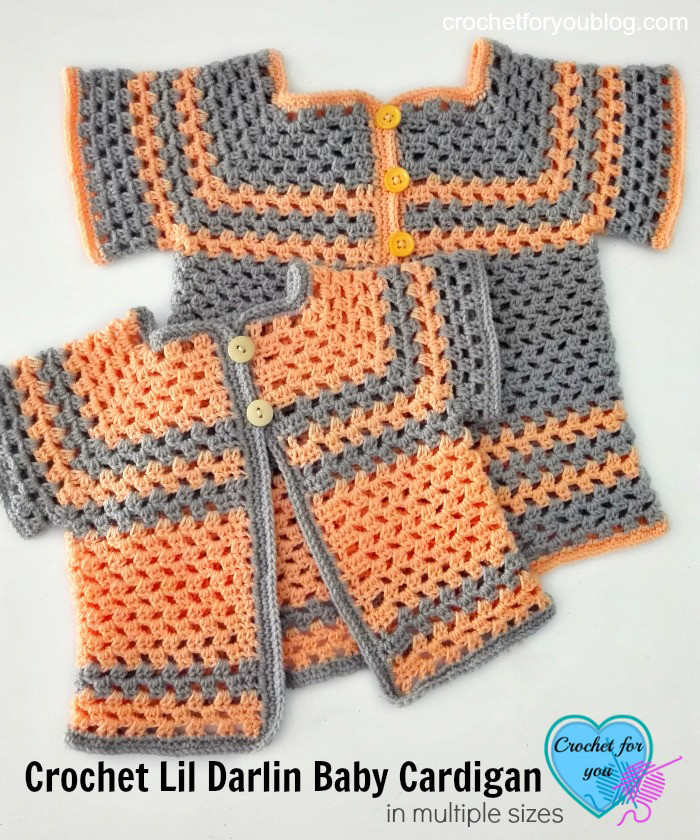 New Sweaters Cardigans Archives Crochet for You Free Crochet toddler Sweater Patterns Of Charming 50 Models Free Crochet toddler Sweater Patterns