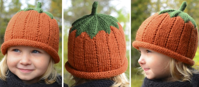 New Sweet Pumpkin Knitted Hat [free Knitting Pattern] Knitted Pumpkin Hat Of Marvelous 40 Ideas Knitted Pumpkin Hat