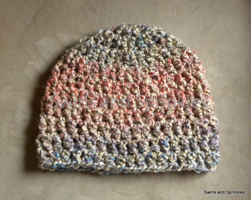New Swirls and Sprinkles Adult Bulky Beanie Bulky Yarn Hat Pattern Of New 47 Images Bulky Yarn Hat Pattern