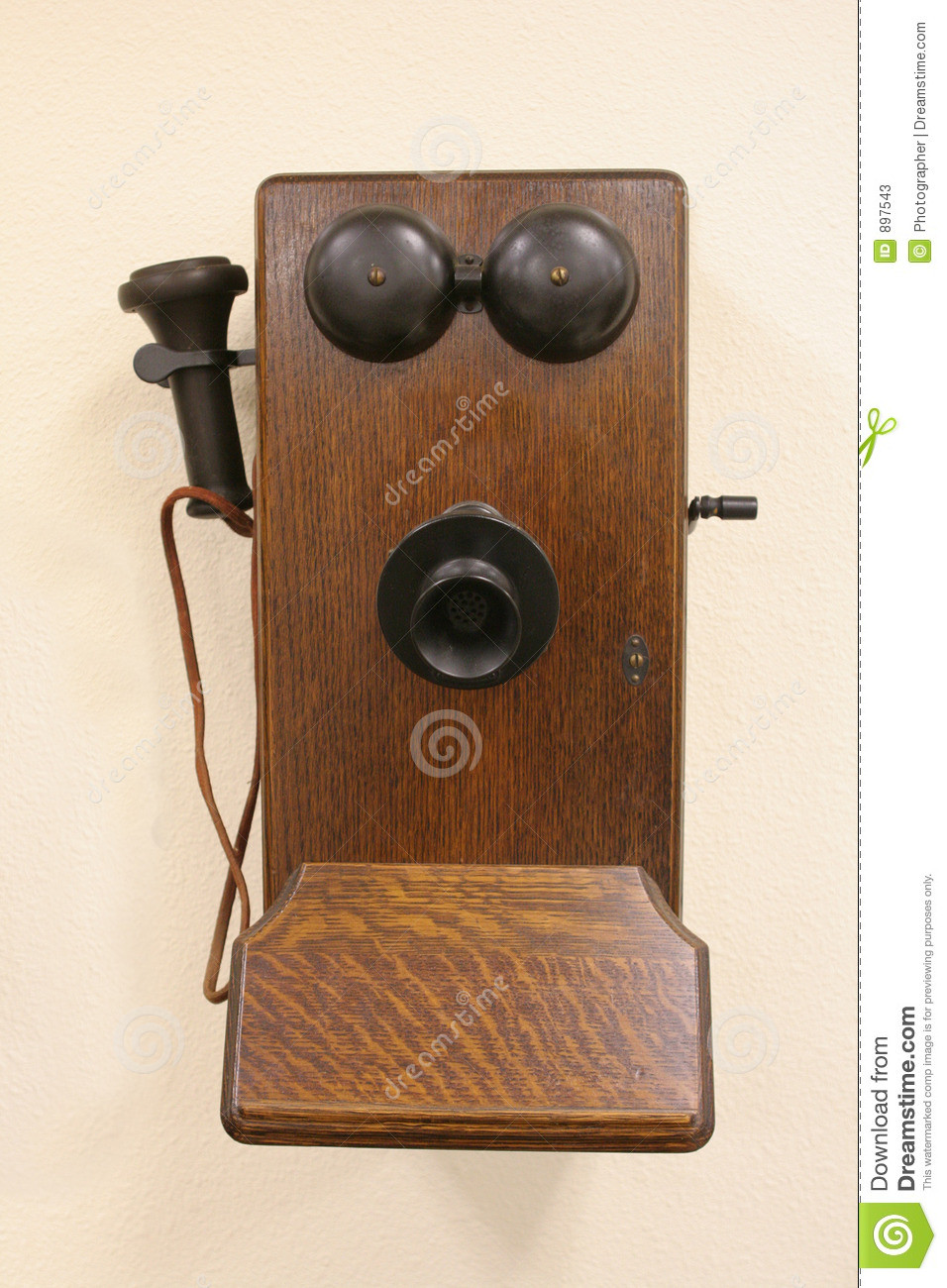 New Telephone Old Style Stock Image Image Of Munication Old Time Phone Of Great 44 Models Old Time Phone