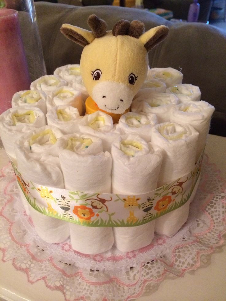 New the 25 Best Small Diaper Cakes Ideas On Pinterest Baby Diaper Cake Ideas Of New 48 Pictures Baby Diaper Cake Ideas