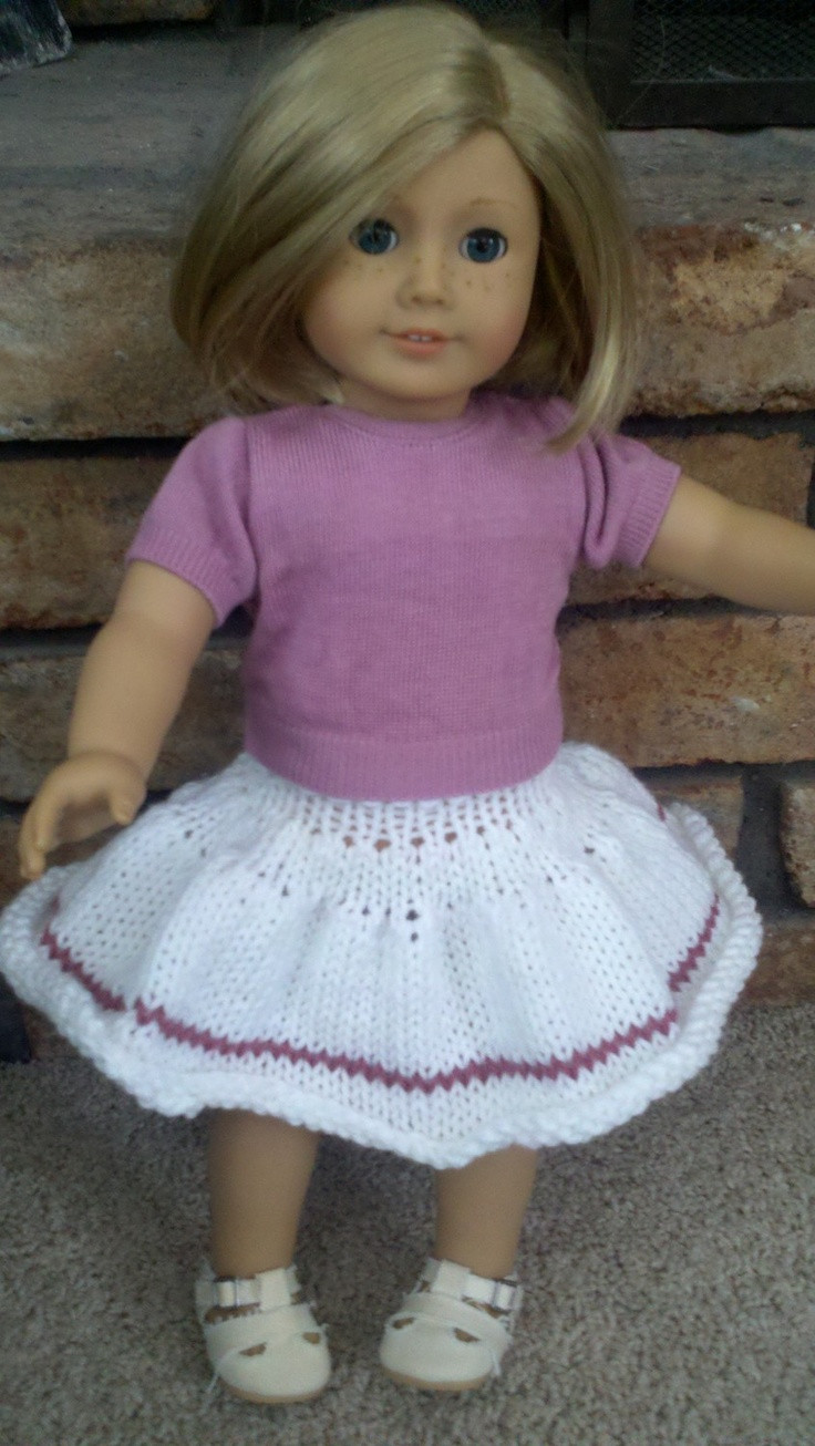 New the 57 Best Images About 18 Inch Doll Clothes On Pinterest American Girl Doll Skirts Of Incredible 50 Ideas American Girl Doll Skirts
