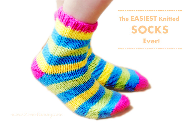 New the Easiest Knitted socks Ever Diy Diy Zoom Yummy sock Knitting Needles Of Wonderful 44 Photos sock Knitting Needles