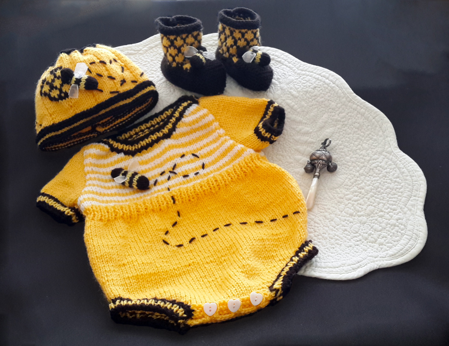 New the Gallery for Baby Boy Crochet Booties Baby Bee Yarn Crochet Patterns Of Amazing 49 Photos Baby Bee Yarn Crochet Patterns