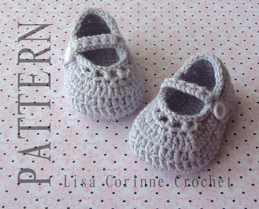 New the Gallery for Baby Boy Crochet Booties Free Baby Shoe Pattern Of Fresh 44 Photos Free Baby Shoe Pattern
