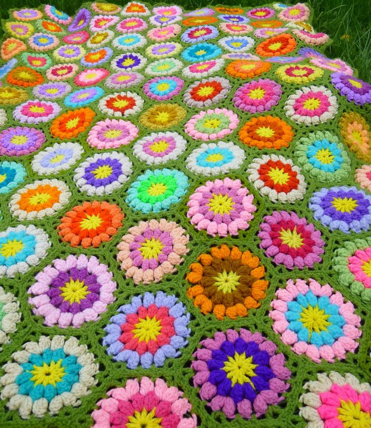 New the Gallery for Crochet Circle Afghan Pattern Crochet Circle Blanket Pattern Of Brilliant 42 Pictures Crochet Circle Blanket Pattern