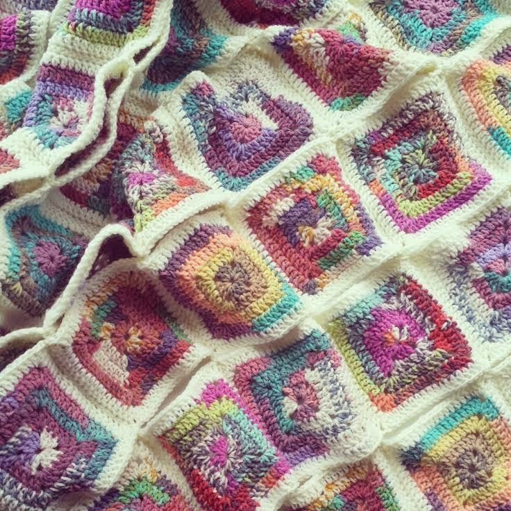 New the Patchwork Heart Joining Pleasures Variegated Yarn Crochet Patterns Of Attractive 44 Ideas Variegated Yarn Crochet Patterns