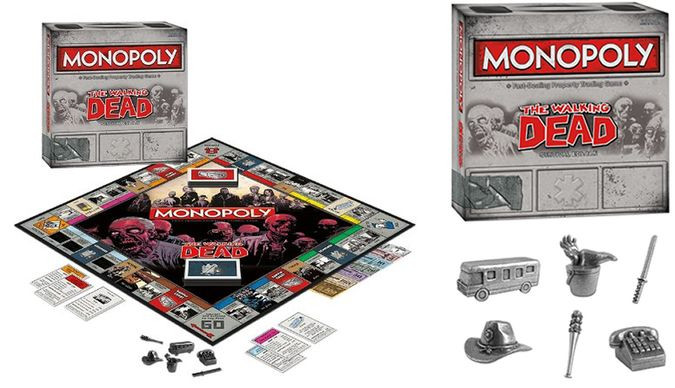 New the Walking Dead Monopoly Survival Edition Board Game Cool Monopoly Games Of Charming 45 Images Cool Monopoly Games