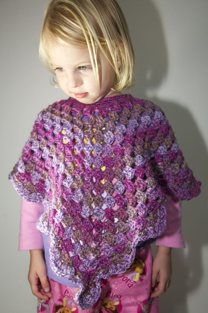 New toddler Crochet Poncho and Matching Hat toddler Poncho Crochet Pattern Of Great 46 Images toddler Poncho Crochet Pattern