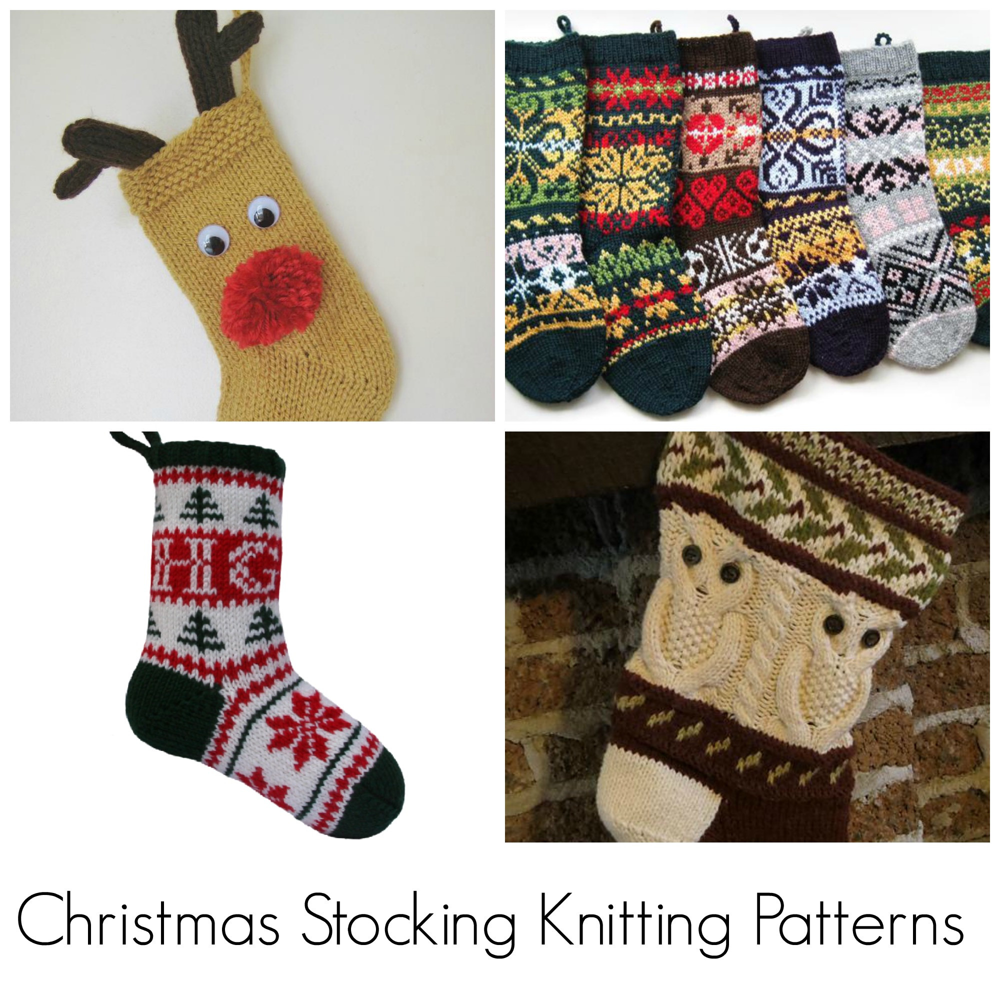 New top Christmas Stocking Knitting Pattern Picks Knit Stocking Pattern Of Attractive 47 Pictures Knit Stocking Pattern