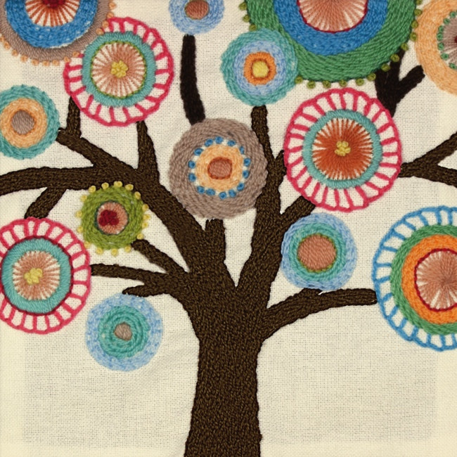 New Tree Crewel Embroidery Kit Easy Hand Embroidery Kits at Modern Embroidery Patterns Of Brilliant 49 Pics Modern Embroidery Patterns