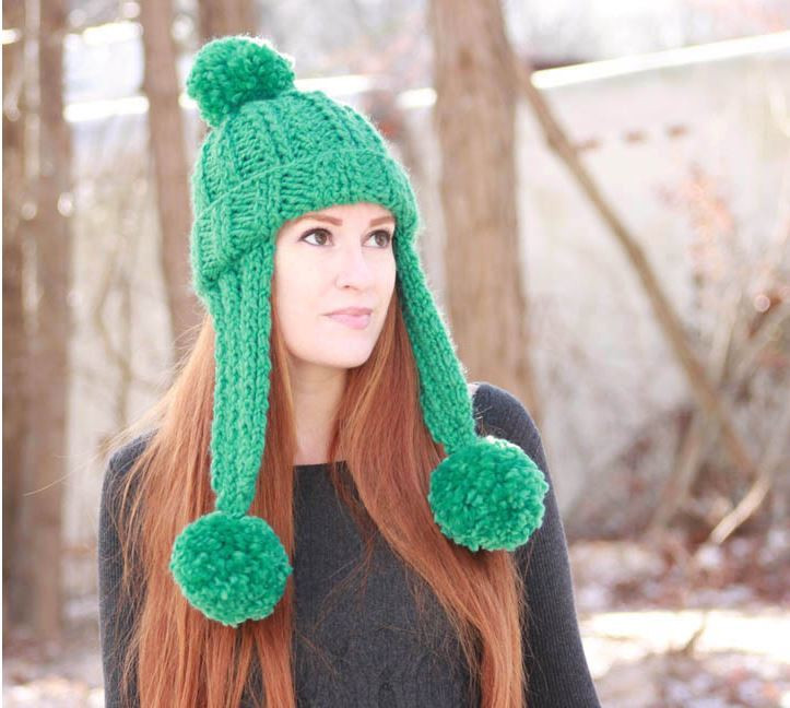 New Trifecta Ear Flap Hat Knit Hat with Ear Flaps Of Marvelous 50 Pics Knit Hat with Ear Flaps