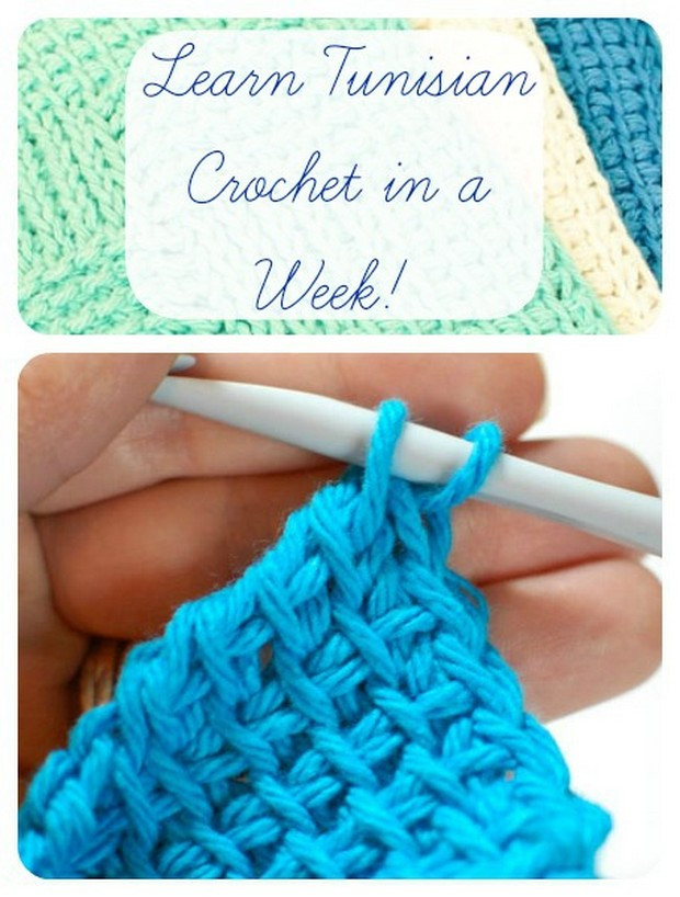 photo tutorial crochet in the round with magic circle and chain 2