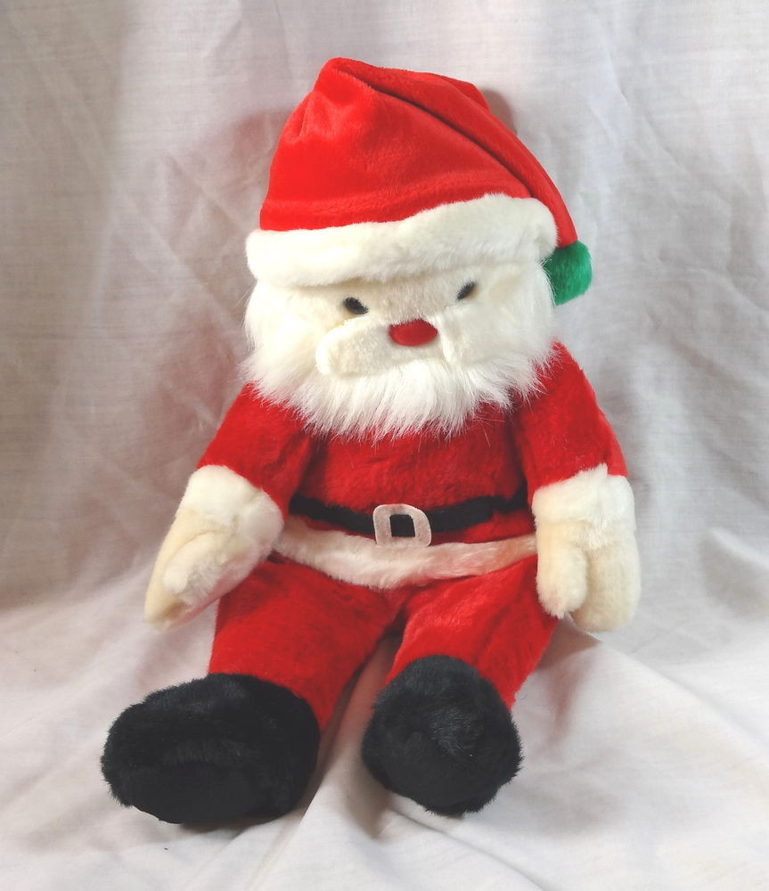 New Ty Beanie Buddy Collection Christmas Santa Claus 2000 Santa Beanie Of Beautiful 45 Models Santa Beanie