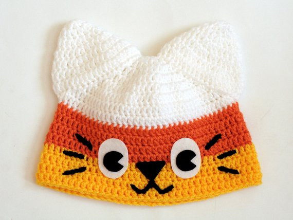 New Unavailable Listing On Etsy Candy Corn Hat Of Incredible 42 Pictures Candy Corn Hat