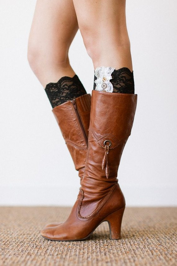 New Unavailable Listing On Etsy Lace Boot Cuffs Of Awesome 50 Pictures Lace Boot Cuffs